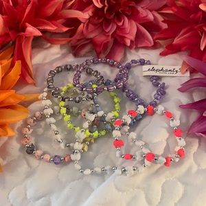 ❣️5/$20 New! Kids Colorful, Fun Bracelets